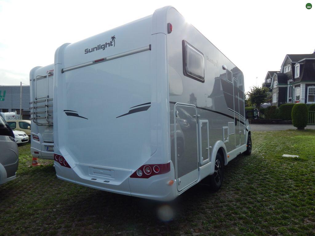 Bild 4: Wohnmobil von Sunlight mieten in Remscheid